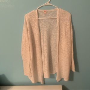 Knit Cardigan/Sweater